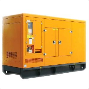 Three Phase Water Cooled Diesel Generator