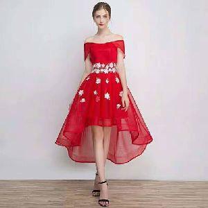 Designer Western Dress