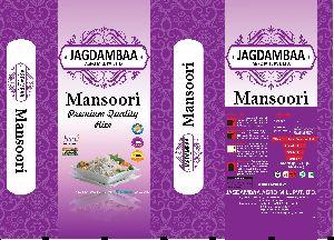 Jagdambaa Mansoori Rice