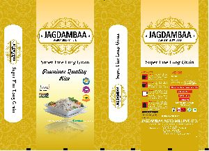 Jagdambaa Long Grain  Rice