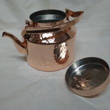 stainless steel copper kettle