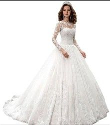 Premium Wedding Gown