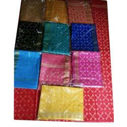 Stylish Linen Saree