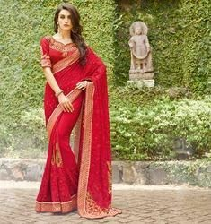 Wedding Bridal Saree