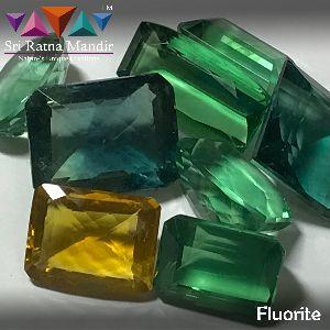 Fluorite Gemstones