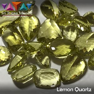 Lemon Quartz Gemstones