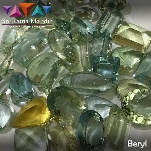Mixed Beryl Gemstones