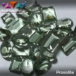 Prasiolite Gemstones