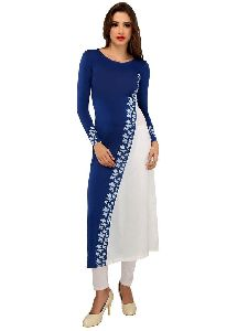 Ladies Stretchable Kurtis