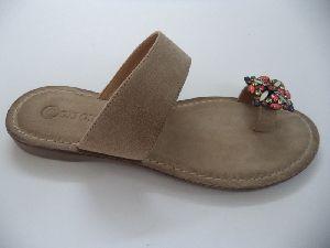 DSC06484 Ladies Leather Sandal
