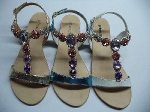 DSC08227 Ladies Leather Sandal
