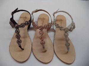 DSC08247 Ladies Leather Sandal