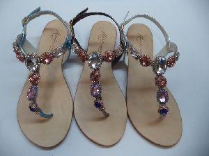 DSC08254 Ladies Leather Sandal