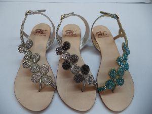 DSC08274 Ladies Leather Sandal