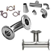 Pharmaceutical Sanitary Fittings