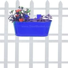 Bright Colour Hanging Planter