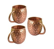 Hammered Moscow Mule- Barware