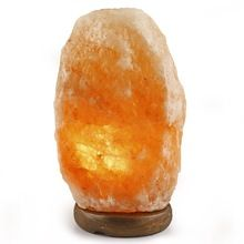 Himalayan Salt Lamp with Dimmable Switch
