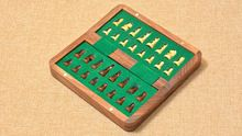 Indian Traveling folding Magnetic Chess
