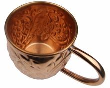Pure Copper New Design Moscow Mule Mugs