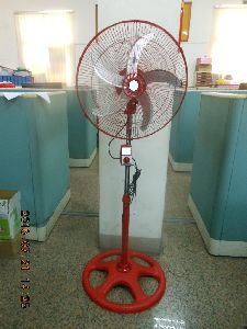 VX-FN1247-220 Digital Pedestal Fan