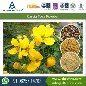 Nutritional Supplements Cassia Gum Tora Powder