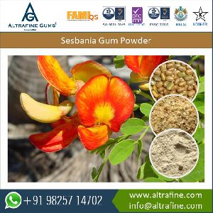 Organic Sesbania Gum Powder