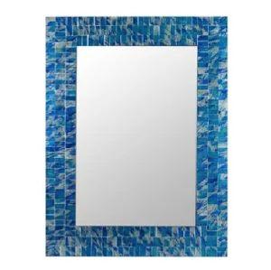 Mosaic Square Mirror Frame