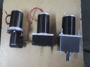 25W 1500 RPM 24VDC PMDC Brush Motors