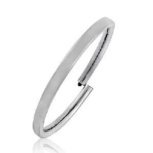 Awesome Style Of !! 925 Sterling Silver Bangle
