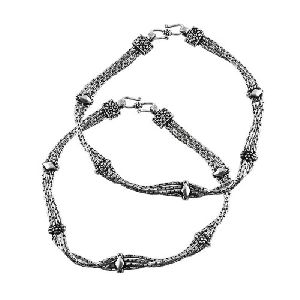 Beautiful!! 925 Sterling Silver Anklets
