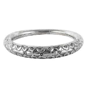 Beautiful !! 925 Sterling Silver Bangle