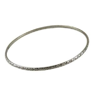 Great Creation!! Handmade 925 Sterling Silver Bangle