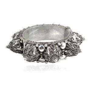 Large Fashion!! 925 Sterling Silver Bangle