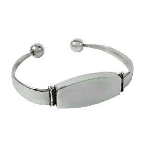 Lovely 925 Sterling Silver Bangle Indian Sterling Silver Jewellery