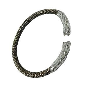 Pleasing 925 Sterling Silver Bangle 925 Silver Fashion Jewellery