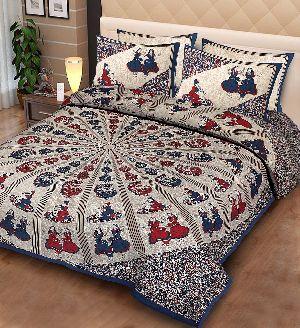 Cotton Bedsheet 06