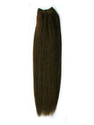 Human Hair Weft 01