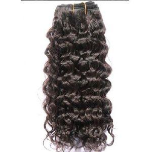 Human Hair Weft 02