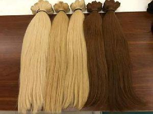 Human Hair Weft 12