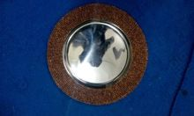 WEDDING Round Charger Tray