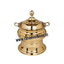 Brass Metal Chafing Dish for Hotels