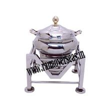Stainless Steel Caterers Dish