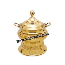 Table Top Brass Metal Chafing Dish