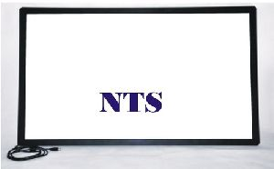 55 Inch IR Touch Screen Multi Touch Overlay