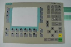 Siemens Op270-6 Inch Membrane Keypad
