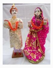 Rich Arts And Crafts Rajasthan Doll