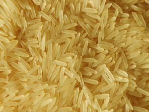 Basmati 1121 Golden Steam Parboiled Raw Rice