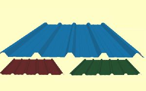 Colour Coated Roofing Sheet 02