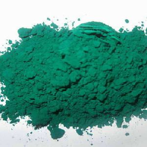 Green 7 Paint Pigment